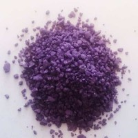 PEBBLES COLOR 3-5MM BAG 1 KG PURPLE