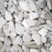 TESSERA PEBBLES WHITE  BIG BAG 1500 KG DIMENSIONS 1-3  3-9  9-20 CM