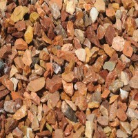 TESSERA PEBBLES ROSE BIG BAG 1000 KG DIMENSIONS  1-3  3-6 6-9  CM